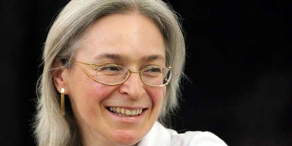 Anna Politkovkaya