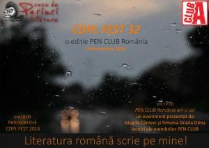 INTÂLNIRE PEN ROMANIA la CLUB A din BUCUREȘTI