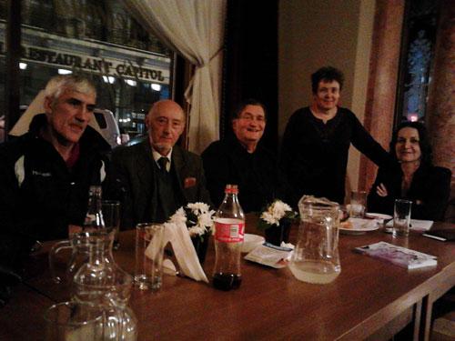 Taifas PEN cu Alex Stefanescu, noiembrie 2012