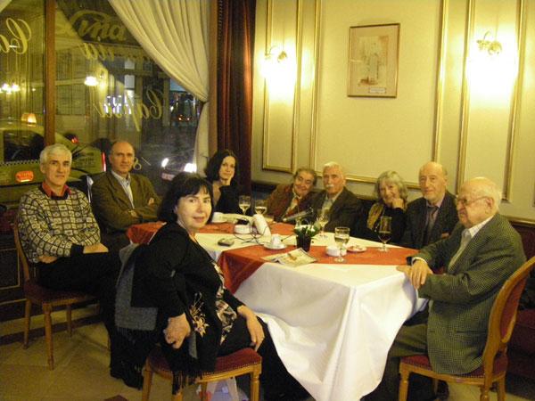 Taifas cu Gabriel Dimisianu, martie 2013